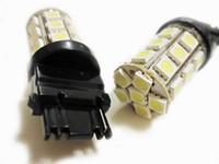 Wholesale 3157 White - 3156 T20 3057 4157 3356 3457 3047 3155 3357 3157 Backup Reverse 27 LED Light White