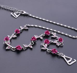 Sangle de soutien-gorge sexy ROSE, 12prs / bijoux de mariage HOTSALE, soutien-gorge réglable livraison gratuite