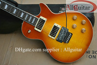 Wholesale 1959 Honey Burst - Custom Shop Guitar 1959 VOS Honey burst floyd vibrato electric guitar China Guitar
