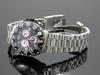 High quality black Bezel black Dial Automatic Men`s watches Stainless Steel Wristwatches