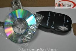 USB-гитара ссылка кабель для ПК/Mac записи,кабель соединения гитары,кабель гитары USB от Поставщики кабельные разъемы