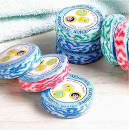 toalhas de papel comprimido Desconto Essencial essencial do Washcloth fino da fibra comprimida de toalha do curso reusável