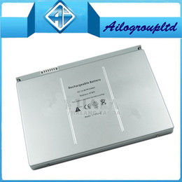"For 17"" Macbook pro A1261 A1229 A1212 A1151 A1189 series MA458 MA092 battery replace 6600mah Li-ion"