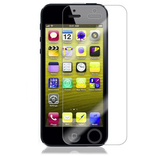 Clear LCD Film guard Screen Protector for iphone 5 5G 6 6 Plus with retail package, Free Shipping, A407