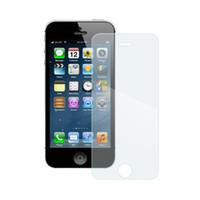 anti-parlama iphone paketleme toptan satış-Parlama önleyici Ekran Koruyucu Film Guard Cilt Kılıfı iphone 5 5G 6 6 Artı Perakende Paketi ile
