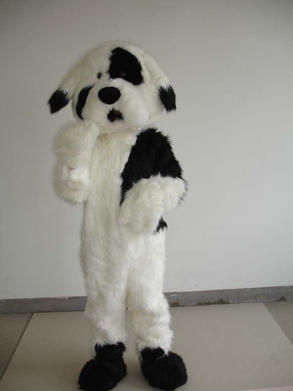 Dog Mascot Pekingese Dog Cartoon Costumes Cartoon Costumes