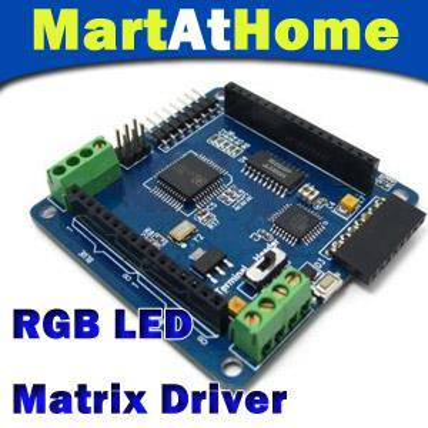 best selling Arduino RGB LED Matrix Driver Platform Colorduino V1.3 Free Shipping #BV103 @CF