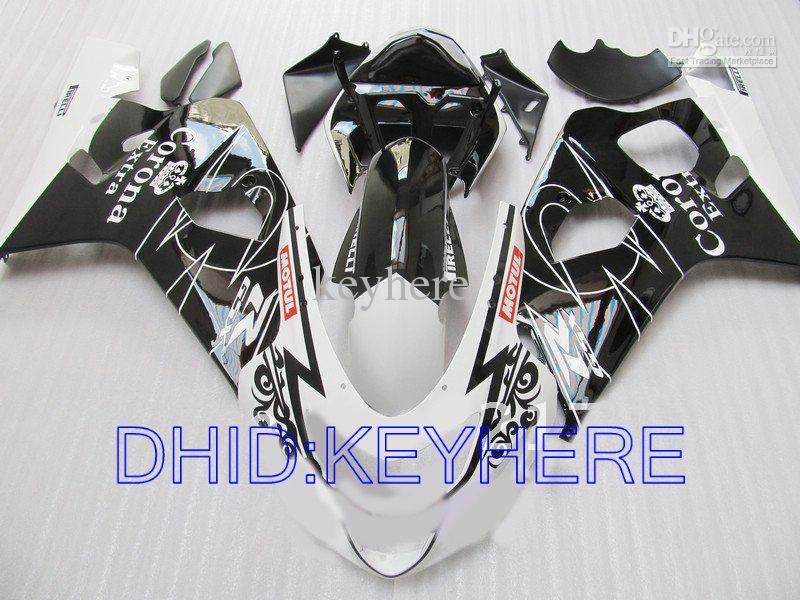 Corona Bodywork Kit voor Suzuki GSXR 600 750 2004 2005 GSX R600 GSXR600 GSXR750 04 05 K4 Valerijen