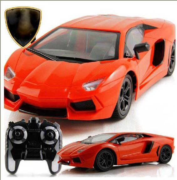 RC Drift Shock Absorber Sports Car Model Scale Rechargeable - Common sports cars