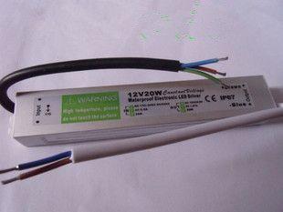 1 PC tensão de alimentação constante LED fonte de alimentação LED driver 12 V 20 W 0. 83A