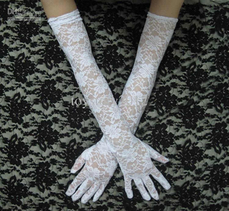 2012 new wedding gloves bridal gloves long lace gloves for Wedding dress with long gloves
