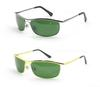 10PCS lot Brand New black Frame Green Lens sunglass for 8012 Men`s Sunglasses 8012 glasses 3 Color
