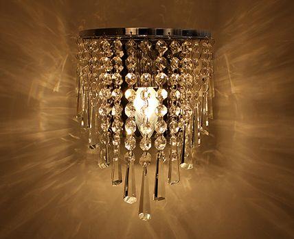 Wholesale Vintage K9 Wall Crystal Chandelier Pendant Lamp Light ...