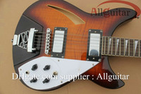 Wholesale Electric 12 String Rick Guitar - 12 strings Rick electric guitar Vintage Sunburst China Guitar
