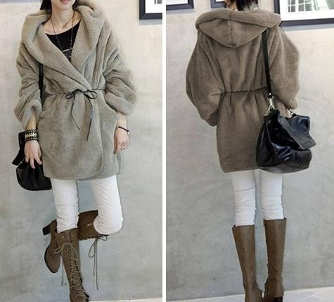 Fashion Autumn Winter Casual Women Ladies Girls Warm Polar Fleece ...