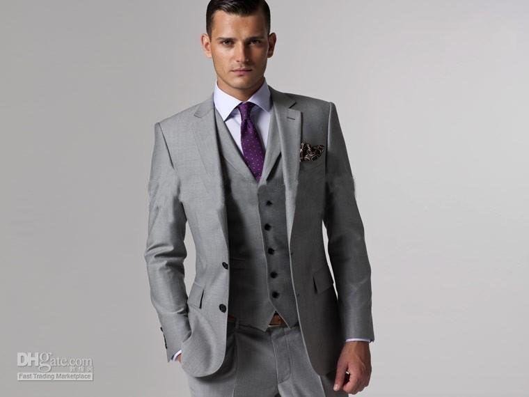 Hot sale men s tuxedos Groom Tuxedos Bridegroom Suit groom suits ...