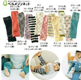 Boys Toddlers Socks NZ - 50 pairs Baby Toddler Arm Leg Warmers Children Boys Girls Leggings Socks Unisex Clothing accessories