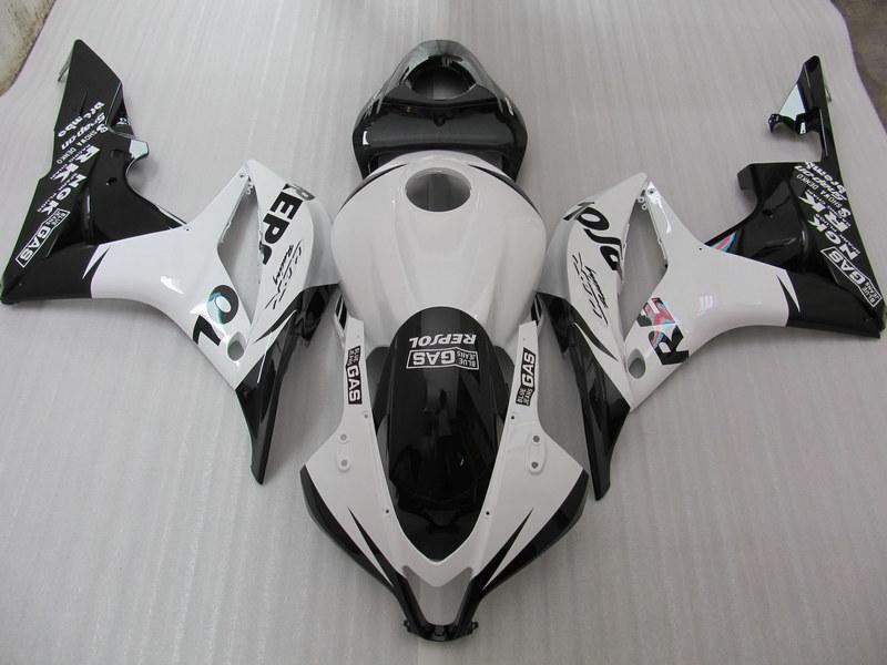 H6702 REPSOL Injection mold ABS Fairing kit for HONDA CBR600RR 2007 2008 CBR 600RR CBR600 F5 07 08