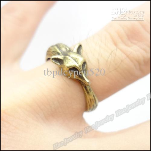 Fashion Brand new Ring Charms Antique bronze zinc alloy DIY Jewelry Craft