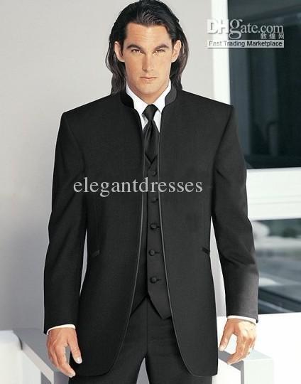 Nouvelle arrivée beau tuxudos haute qualité pantalon costume meilleur homme cravate + costume + pantalon + gilet