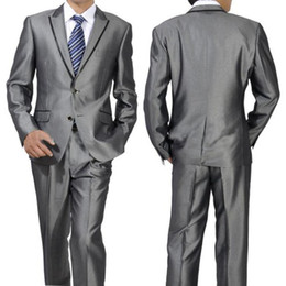 Standard Satin online shopping - New Arrival Best Man Groom Tudexo Custom Made Wedding Pant Suit