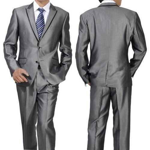 New Arrival Best Man Groom Tudexo Custom Made Wedding Pant Suit