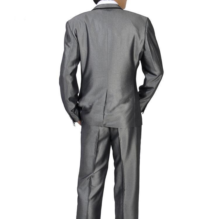 Chegada Nova Melhor Homem Noivo Tudexo Custom Made Calça De Casamento Terno