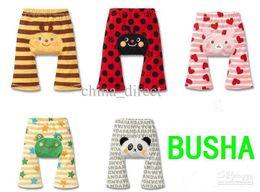 tight girls legs 2019 - HOT Japanese cotton Baby toddler boy girl Short Leggings Pant Tights PP pants 30pair lot #3497 discount tight girls legs