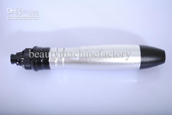 0.25mm最大2.0mmの針の長さの使い捨て可能なヒントを備えた電気DermaローラーDerma Penを調整