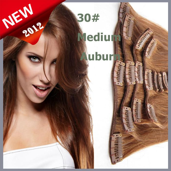 Low price virgin brazilian clip in hair extensions silk straight low price virgin brazilian clip in hair extensions 8pcs silk straight mix length many color pmusecretfo Images
