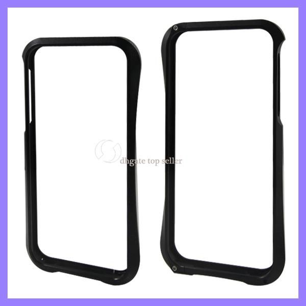 Aluminium Deff Cleave Metal Bumper for iPhone 5 5G middle bumper frame for iphone5 for Xmas 100pcs
