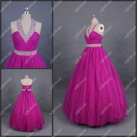 Wholesale Quinceanera Women - Sexy Halter Empire Quinceanera Dress Beaded Ball Gown Beaded Women Formal Dress Made In Suzhou 2013