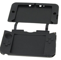 Wholesale games for 3ds - Retal Selling New arrival Silicon case for 3DS XL  3DS LL Game Console do drop ship mix color