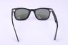High Quality Plank 2140 black Sunglasses glass Lens black Wayfarers Sunglasses