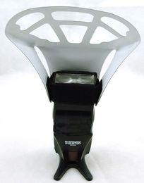 yongnuo flash speedlite 2019 - Photography Flash Reflector Diffuser FB-10 for Canon Nikon Yongnuo Oloong Speedlite FLASH
