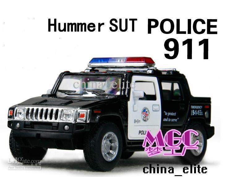 140 scale sut police 911 cars alloy model car toys open doors children kids vehicle toy xmas gift
