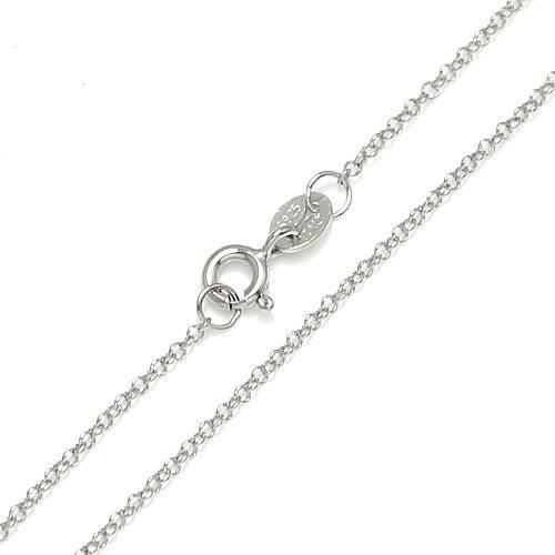 5 teile / los 925 Sterling Silber Halskette Ketten für DIY Handwerk Schmuck 16 Zoll WY929