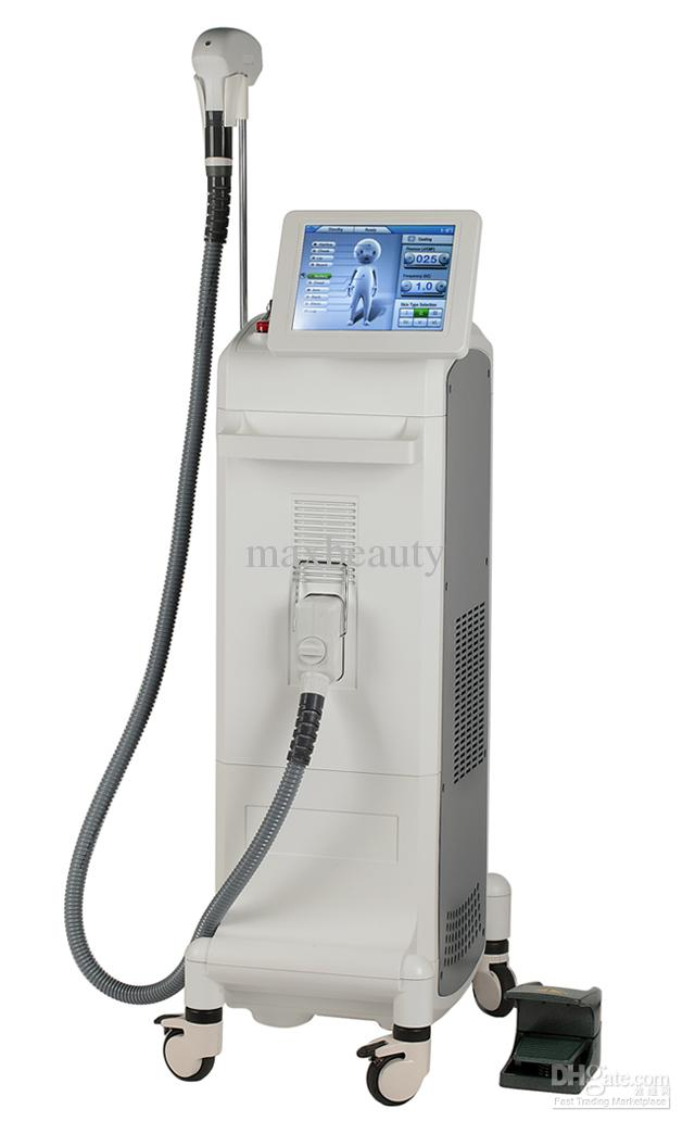 808nm Diode Laser System Laser Hair Removal Machine 30 0000 Shots