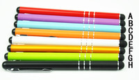 Wholesale 100pcs New Capacitive Stylus Touch Pen For iphone Samsung S G