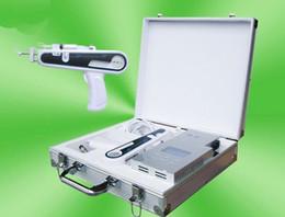 Meso Mesotherapy Gun Canada - HOT No Needle Mesotherapy Injection Gun Meso Gun for wrinkle removal Bio Slim Spa Salon Equipment