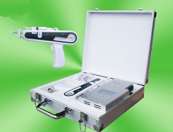 HOT No Needle Mesotherapy Injection Gun Meso Gun for wrinkle removal Bio Slim Spa Salon Equipment