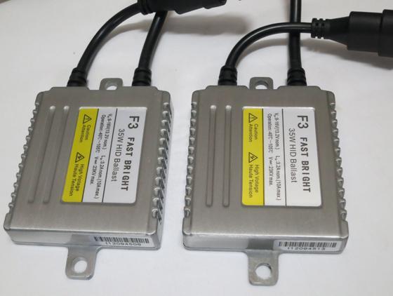 20 stücke 35 Watt 55 Watt 70 Watt F3 F5 F7 Schnelle Helle Ultra Slim Vorschaltgeräte 0,1 Sekunden Schnellstart VERSTECKTE Xenon-Vorschaltgeräte