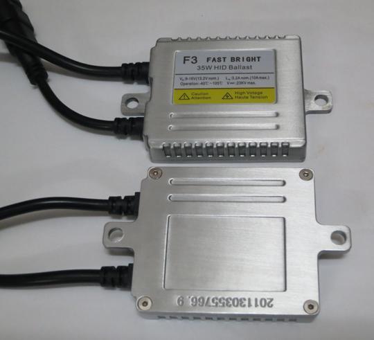 20 stks 2012 0.1 Tweede snelle heldere 35W HID XENON SLIME BALLASTS SNELLE START F5 F7 55W 70W Universeel