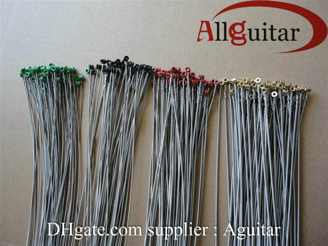 Basssträngar 4-stränger elektriska bassträngar .045-.100 10 * uppsättningar,