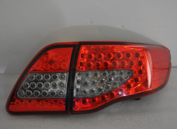 best selling Free shipping brand new high quality led tuning rear lights led tail lights Led back lights for toyota 2007-2009' cars