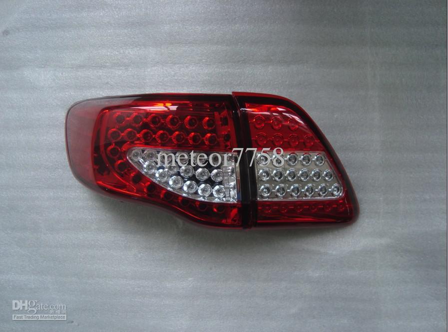 무료 배송 브랜드 새로운 고품질 LED 튜닝 후면 조명 LED 꼬리 조명 LED 백 라이트 TOYOTA 2007-2009 '자동차