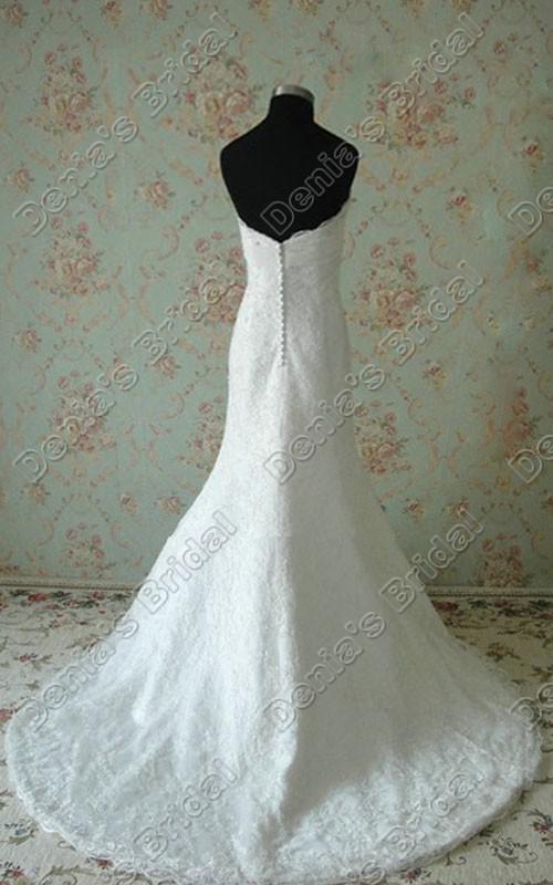 빈티지 레이스 웨딩 드레스 2017 Sweetheart Neckline 스팽글 스파클링 페르시 레이스 실제 이미지 신부 가운 DB265
