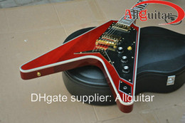guitar flying v 2019 - RED 1958 flying V Rosewood fingerboard Electric Guitar HOT SALE