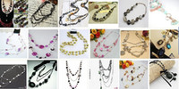 Wholesale Inventory low price package deal with mixed style necklace g