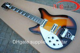 Wholesale Electric Guitar Semi Hollow Left - Left-Handed guitar 330 Model Semi-Hollow Body electric guitar